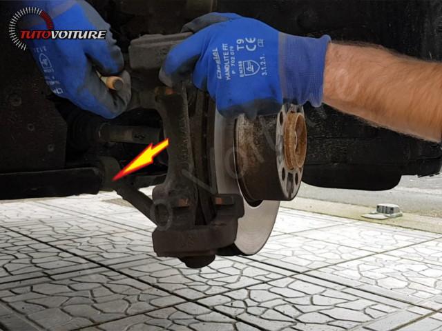 Enlever étrier de frein BMW 3 F30