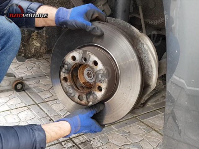 remplacement de disque de frein BMW 3 F30