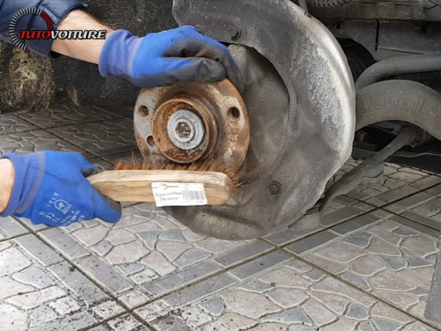changer disque de frein BMW 3 F30