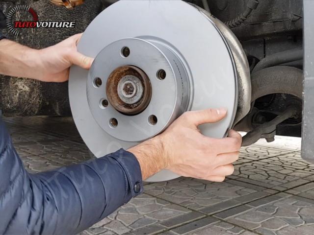 remplacement plaquettes de frein BMW 3 F30