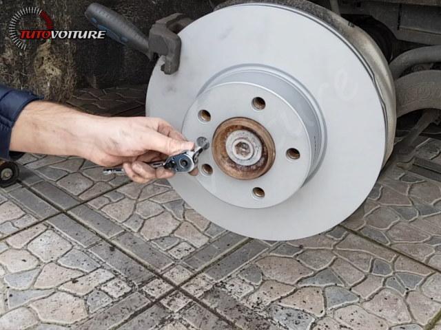 Tutoriel disque de frein BMW 3 F30