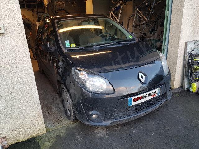 Entretien - Renault Twingo