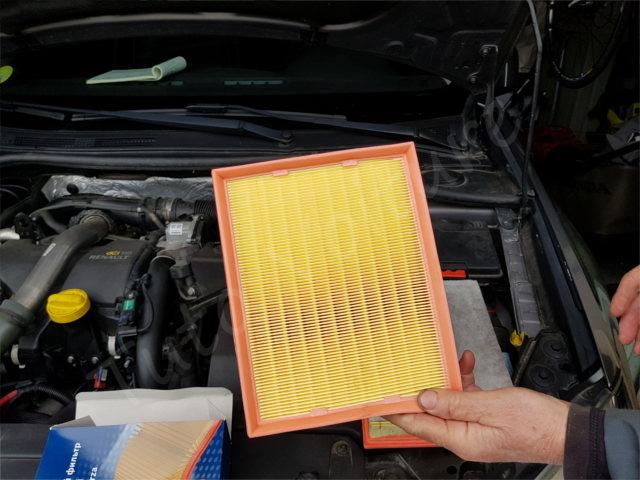 boîte à air - Renault Laguna 2