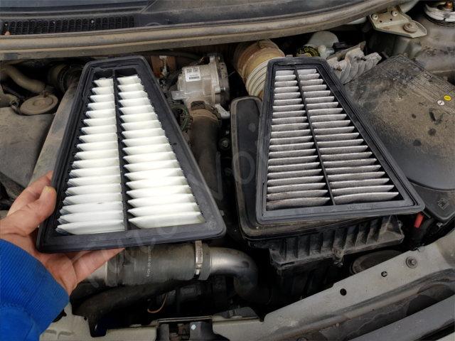 Comment remplacer son filtre à air - Renault Twingo