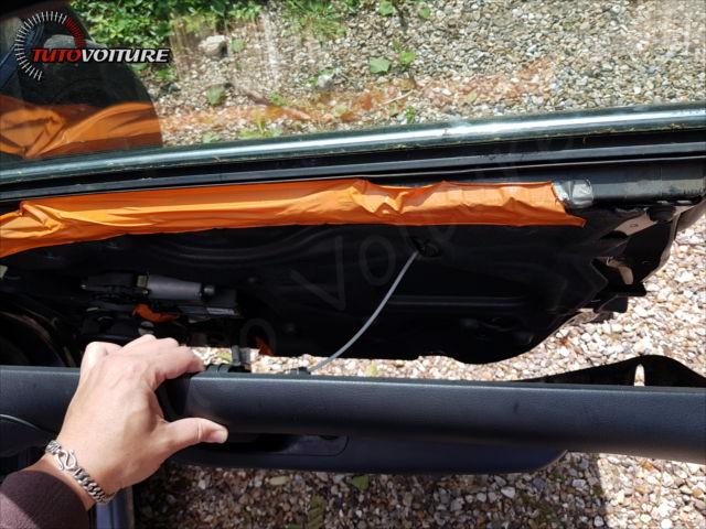 Retirer Intérieur de porte Audi A4 B6