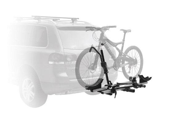 porte vélo sur crochet d'attelage