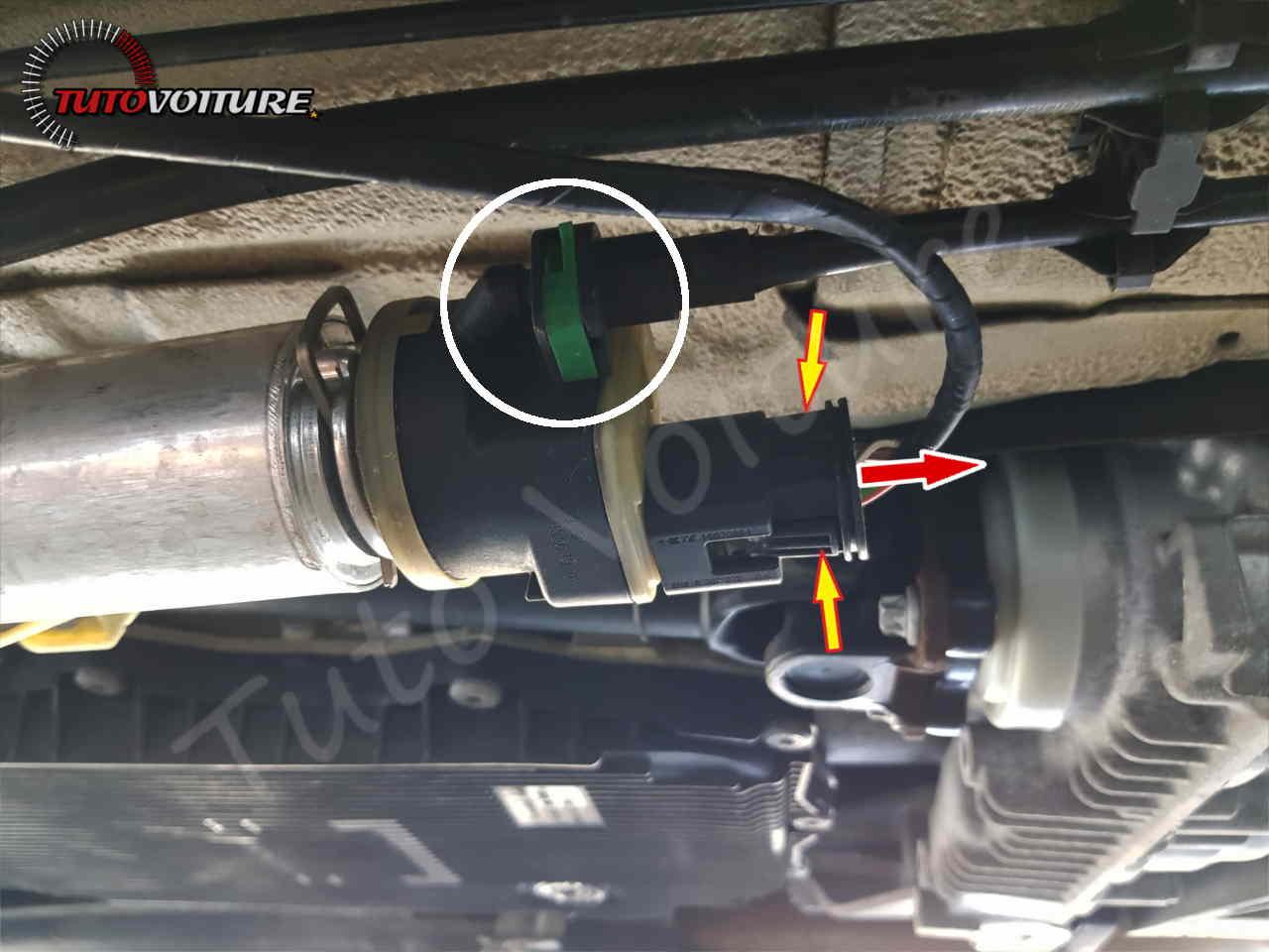 Déposer filtre à gasoil bmw série 3 f30