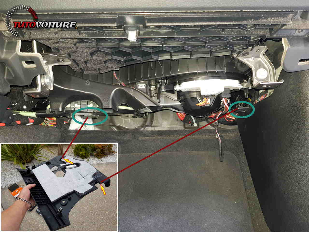 Changer son filtre cabine bmw serie 3 - F30