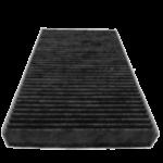 filtre habitacle carbon